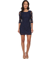 Alejandra Sky - Wendi 3/4 Sleeve Lace Dress
