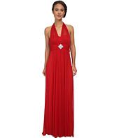 Alejandra Sky - Darcy Chiffon Halter Gown