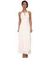 Alejandra Sky - Nessa Rhinestone Collar Gown