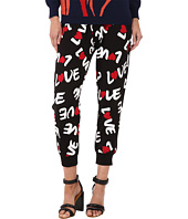 LOVE Moschino - Love Print Sweatpants