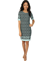 Karen Kane - Jacquard Border Dress