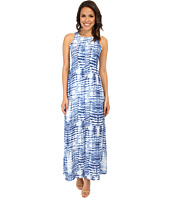 Karen Kane - Indigo Wave Maxi Dress