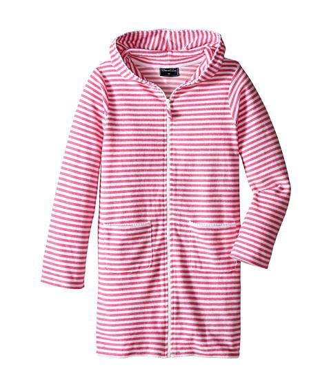 Oscar de la Renta Childrenswear Terry Hooded Cover-Up (Toddler/Little Kids/Big Kids)