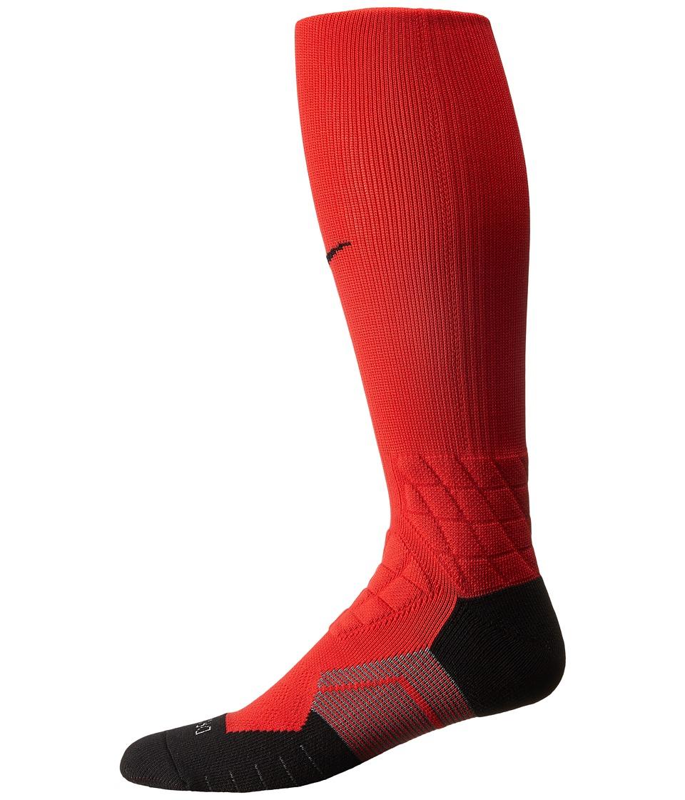 Nike Elite Vapor Football (University Red/University Red/...