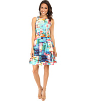 Karen Kane - Full Spectrum Scuba Dress