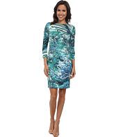 Karen Kane - Palmilla Print Bodycon Dress