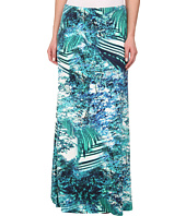 Karen Kane - Palmilla Print Maxi Skirt