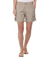DKNY Jeans - Poplin Shorts - Shorts w/ Lace Details in Baja