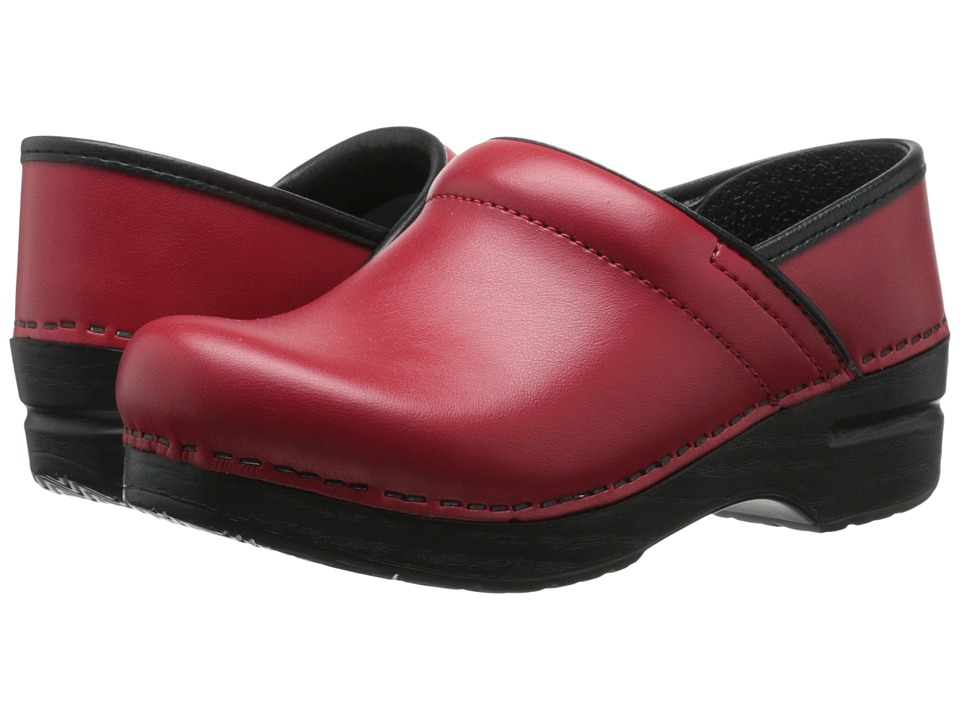 Dansko Professional (Red Box) Clog Shoes