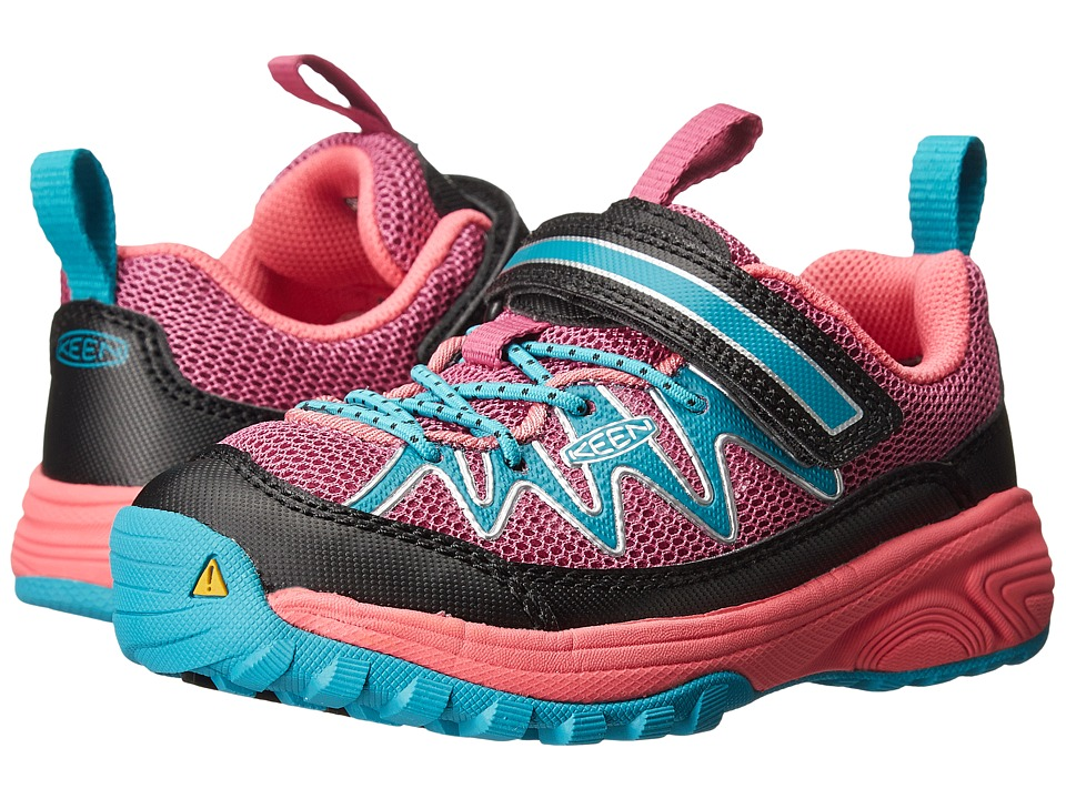 Keen Kids - Rendevous (Toddler/Little Kid) (Dahlia Mauve/Capri Breeze) Girls Shoes