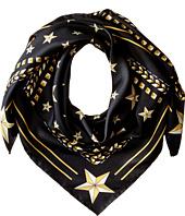 Givenchy - Stars Silk Twill Scarf