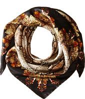 Givenchy - Python Silk Twill Scarf