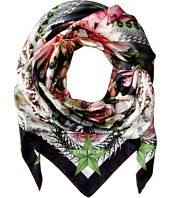 Givenchy - Paradise Flowers Cotton Silk Scarf