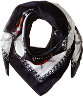 Givenchy - Rottweiler Cotton Silk Scarf