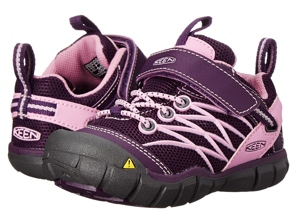 Keen Kids Chandler CNX Toddler/Little Kid Purple Pennant/Lilac Chiffon Girls Shoes