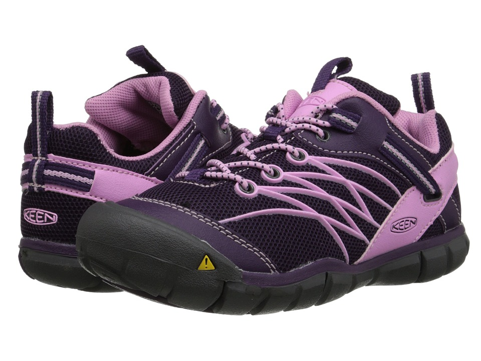 Keen Kids Chandler CNX Little Kid/Big Kid Purple Pennant/Lilac Chiffon Girls Shoes