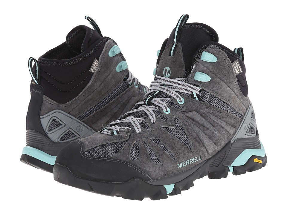 Merrell - Capra Mid Waterproof (Granite) Women