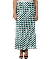 Karen Kane Plus - Plus Size Crochet Maxi Skirt