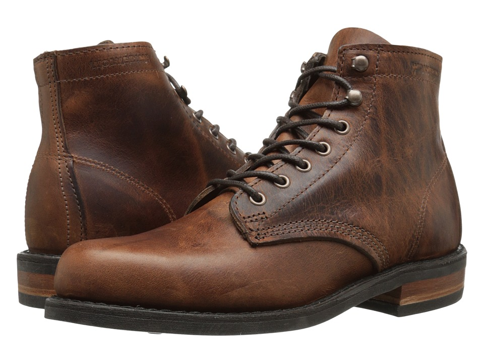 Wolverine Kilometer Brown Mens Work Boots