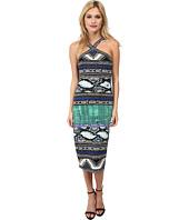 Hale Bob - Desert Dune Crisscross Front Dress