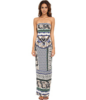 Hale Bob - Floral Fusion Tube Maxi Dress