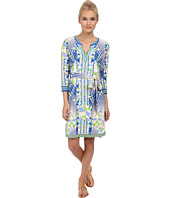 Hale Bob - Psychedelic City Faux Wrap Dress
