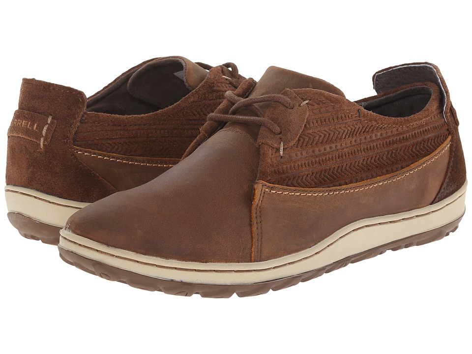 Merrell - Ashland Tie (Brown Sugar) Women