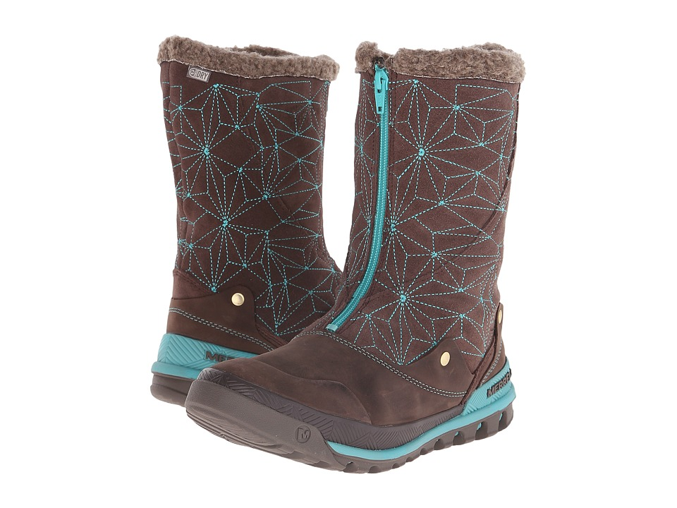 Merrell - Silversun Zip Waterproof (Bracken) Women