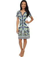 Hale Bob - Palm Beach Daze Short Sleeve Dress