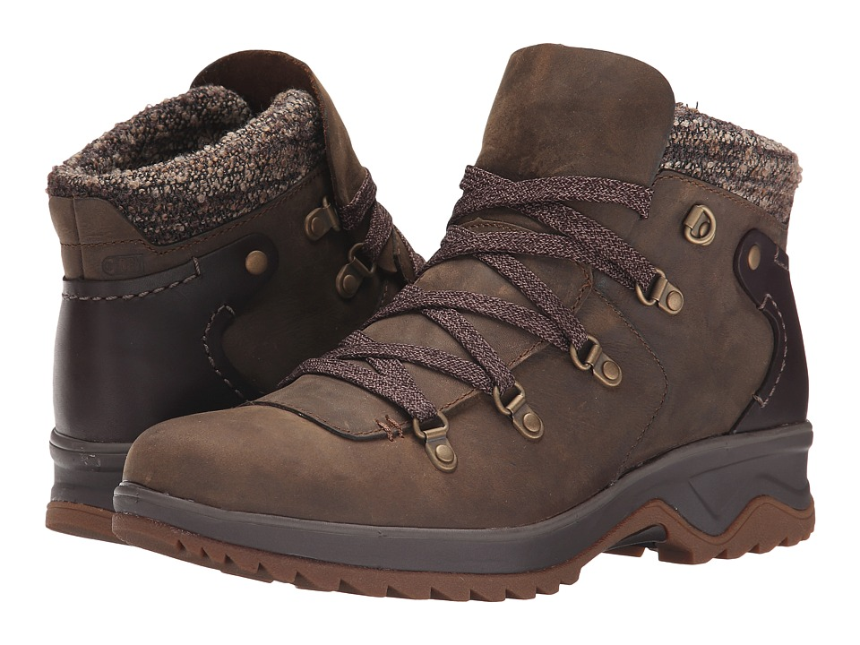 Merrell - Eventyr Bluff Waterproof (Dark Earth) Women