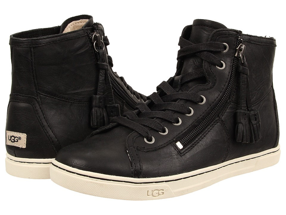 UGG - Blaney (Black Leather) Women