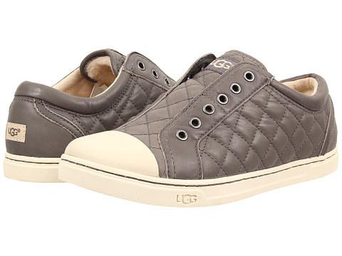 6PM:UGGJemma Quilted 女士真皮休闲鞋 原价$110 现价$49.5