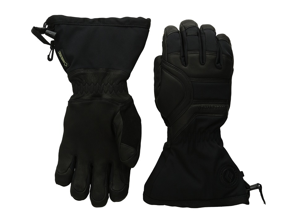 Black Diamond - Crew Glove (Black) Extreme Cold Weather Gloves