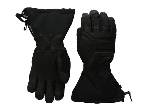 Black Diamond Crew Glove - Black