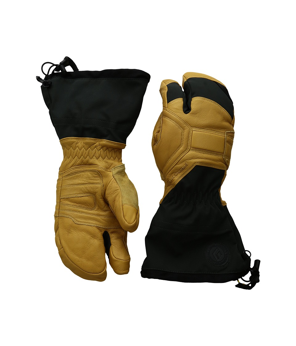 Black Diamond - Guide Finger Glove (Natural) Extreme Cold Weather Gloves
