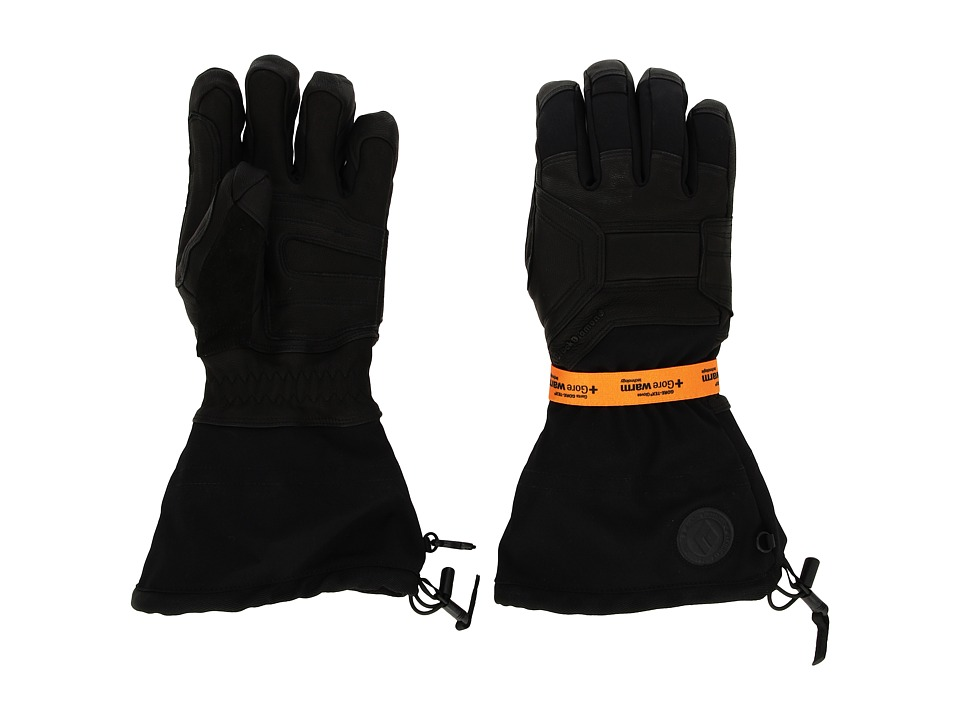 Black Diamond - Guide Glove (Black) Extreme Cold Weather Gloves
