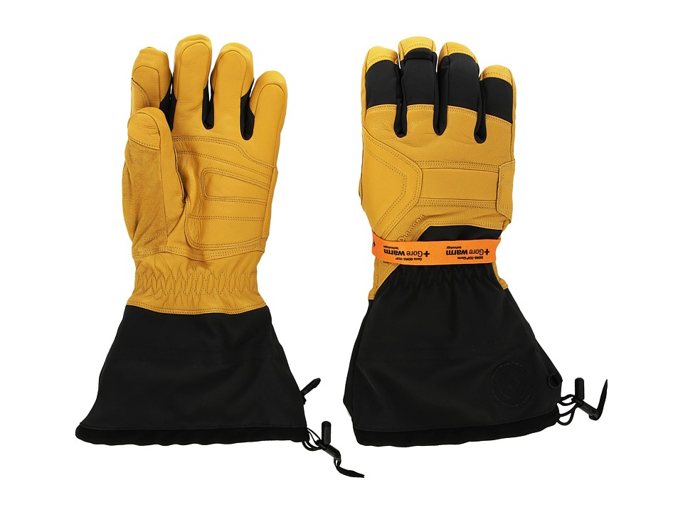 Black Diamond Guide Glove (Natural) Extreme Cold Weather Gloves