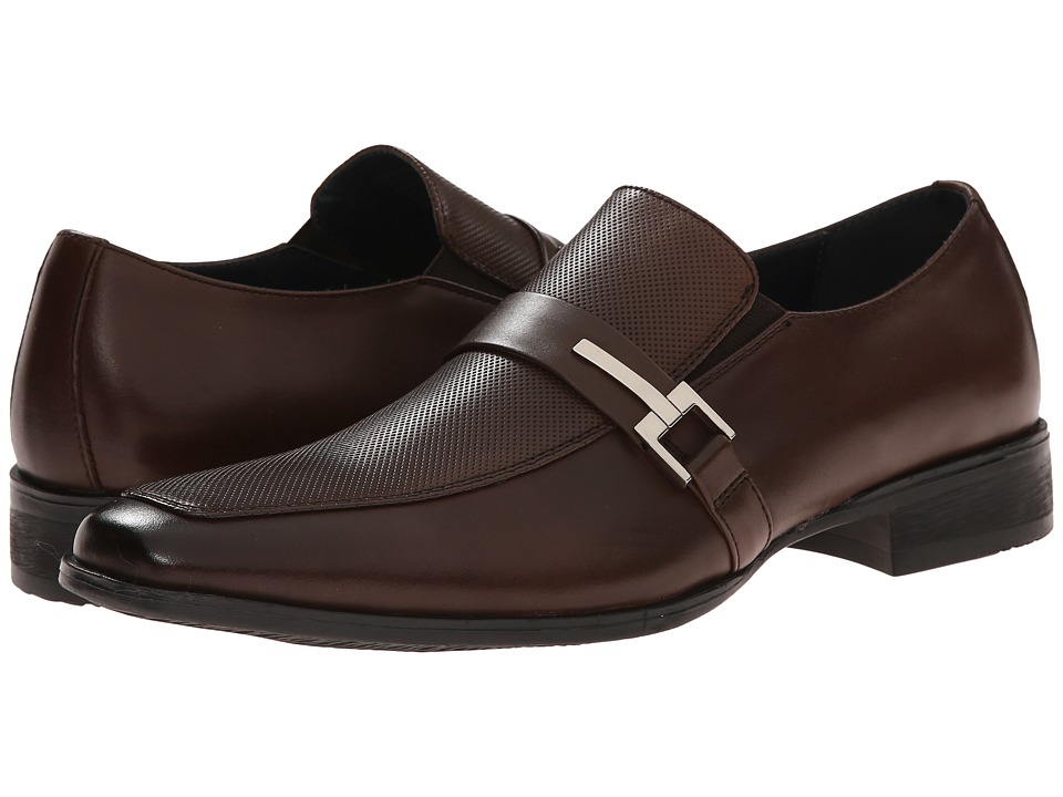 Steve Madden - Seemore (Brown Leather) Men