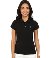 U.S. POLO ASSN. - Solid Small Pony Polo
