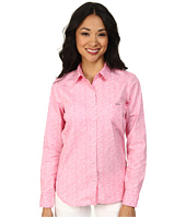 U.S. POLO ASSN. - Long Sleeve Printed Poplin Shirt