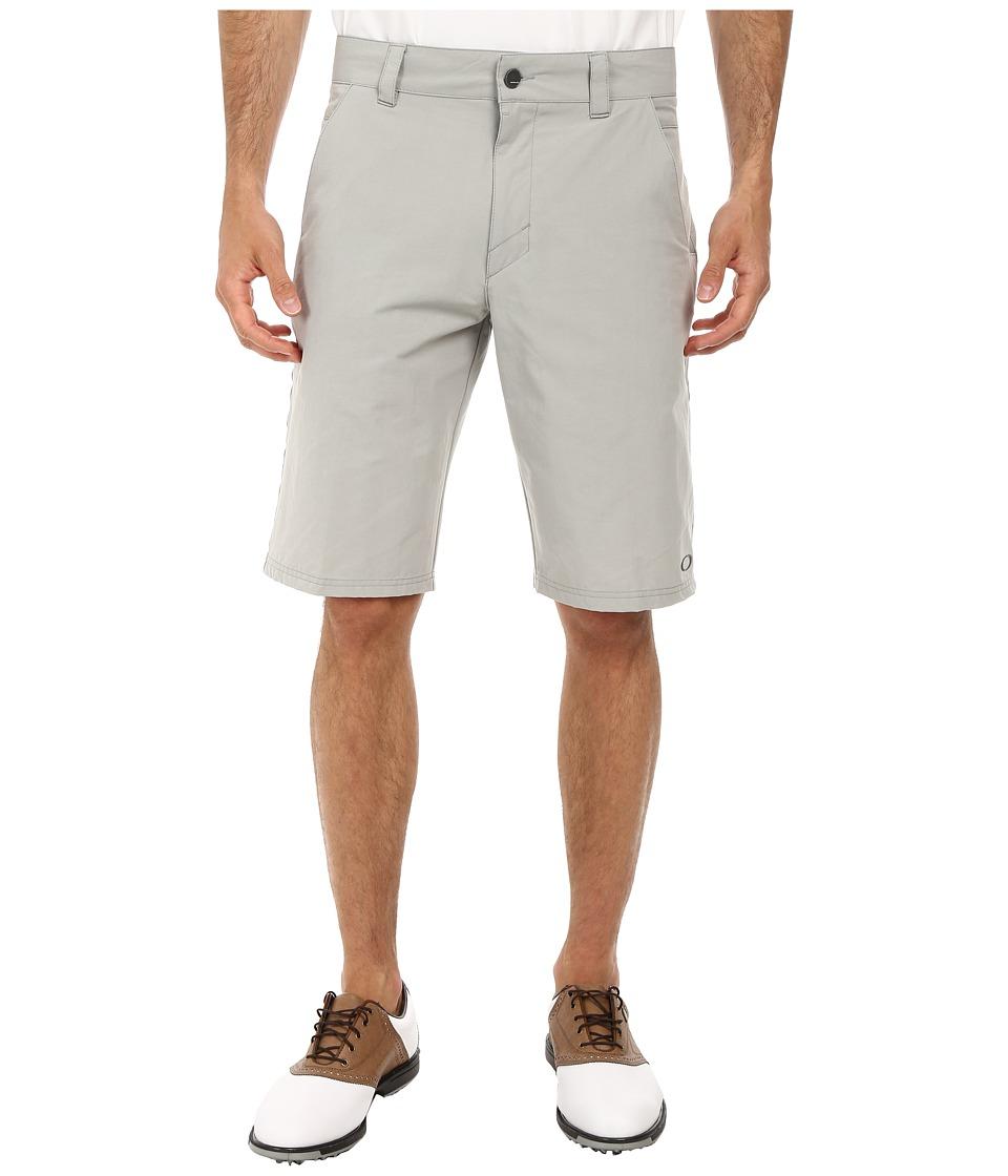 Oakley Take Shorts 2.5 (Stone Gray) Men