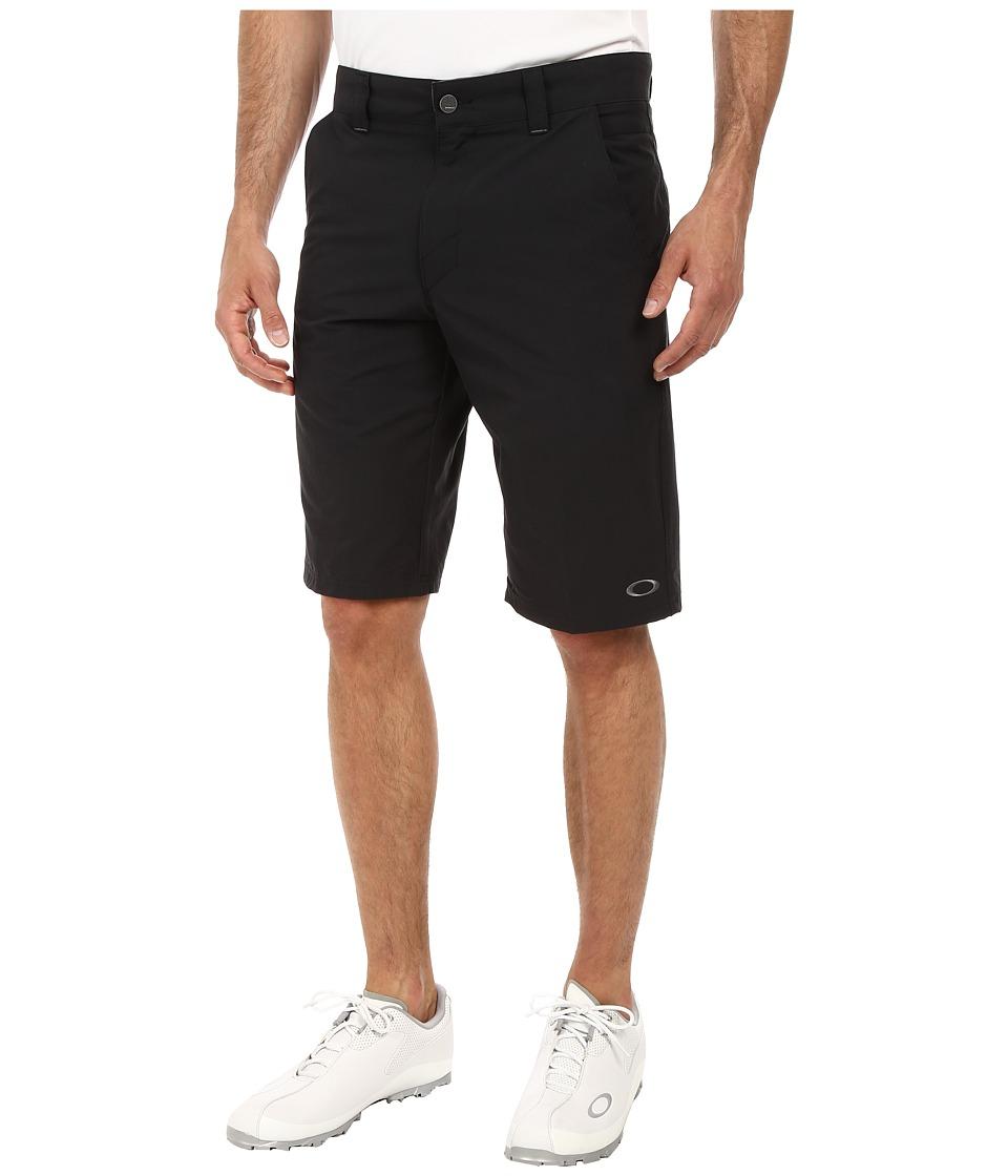 Oakley Take Shorts 2.5 (Jet Black) Men