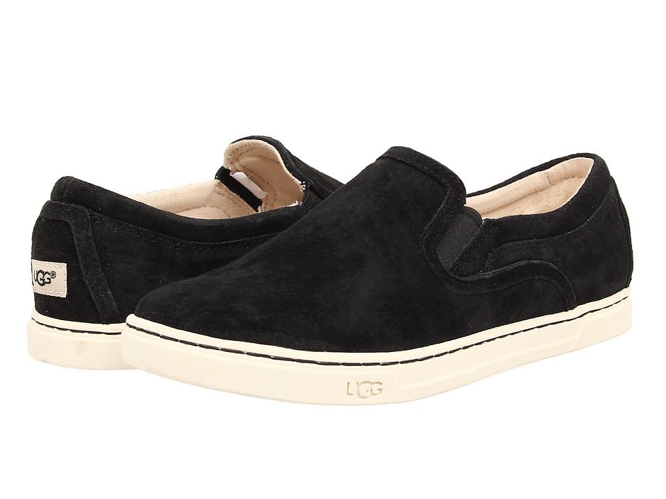 UGG - Fierce (Black Suede) Women