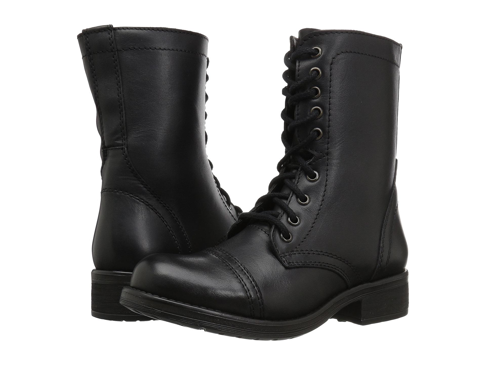 best s black combat boots top 5 reviews list for