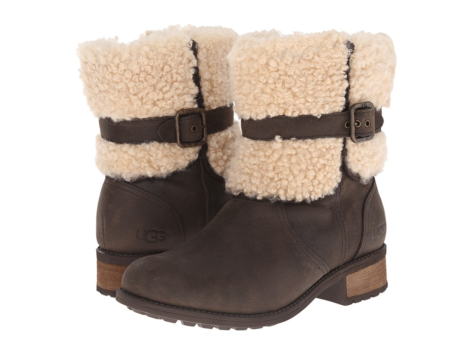 Ugg Blayre II (Lodge Leather) Women's Boots