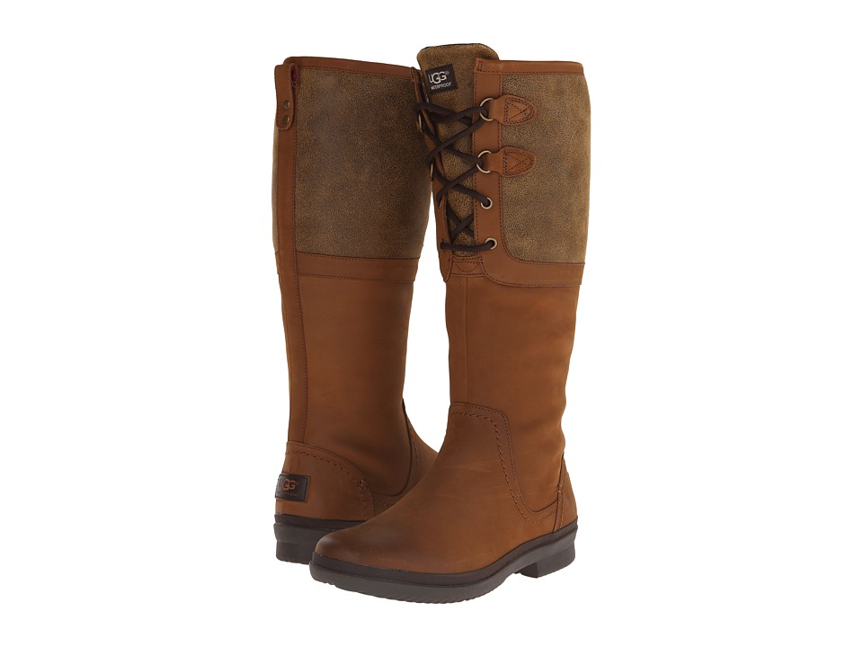UGG - Elsa (Chestnut Leather) Women