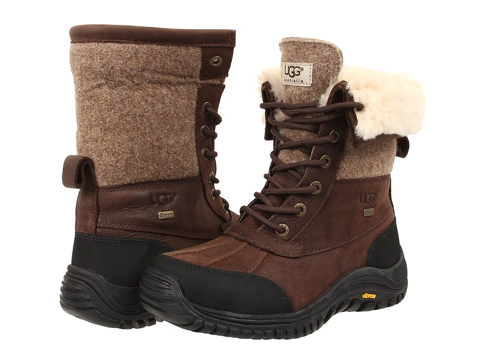 UGG - Adirondack Boot II (Stout Leather) Women