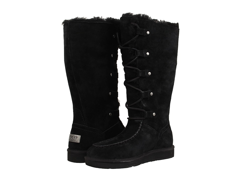 UGG Appalachin (Black Suede) Women