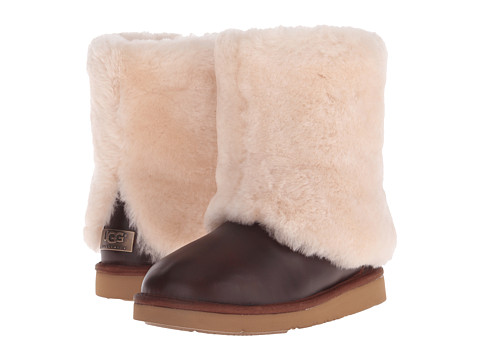 UGG Patten - Chestnut Leather