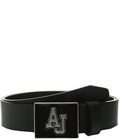 Armani Jeans - AJ Varsity Buckle Belt